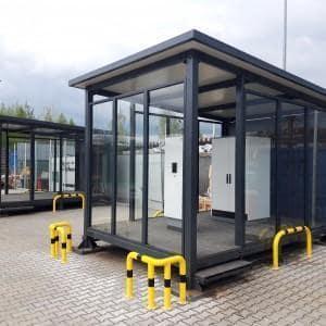 Stacje adowania autobusow elektrycznych